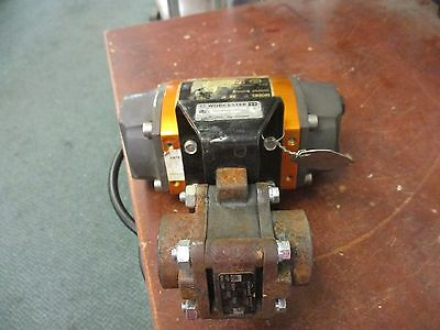 Worcester Controls Series 39 Pneumatic Actuator 1039SN Used