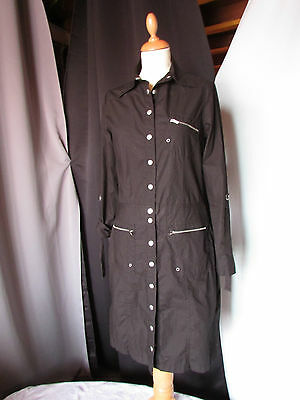 robe sud express noire 40