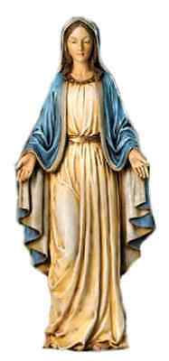 Virgin MARY Blessed Mother Garden Outdoor Patio Statue Figure Lawn Sculpture