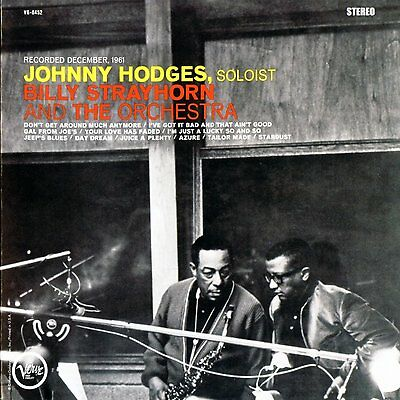 Johnny Hodges With Billy Strayhorn+2 LPs 45 rpm 200g+Analogue Production+NEU+OVP