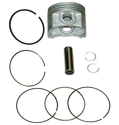 Honda CBF125 piston kit standard size (09-14) 52.40mm bore size