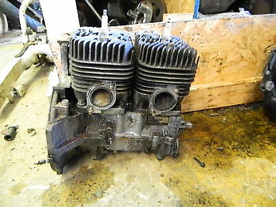 88 Polaris Indy trail fan cooled 488 500 snowmobile engine motor