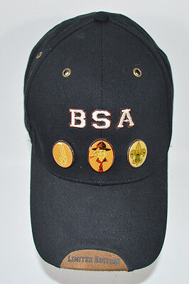 Boy Scouts of America BSA 2005 Limited Edition Baseball Cap Adult