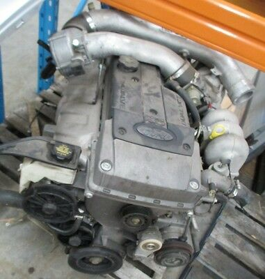 Ford Falcon Ba Series 2004 Engine 6 Cylinder 4.0 Litre  Warranty & Low Kms