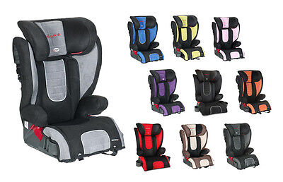 Car seat Diono Monterey 2 ISOFIX Group 2/3 (15 kg - 36 kg) ADAC
