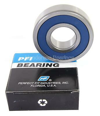 60 Series Motorcycle Wheel Bearing, Sealed, Genuine PFI Quality - Choose Size