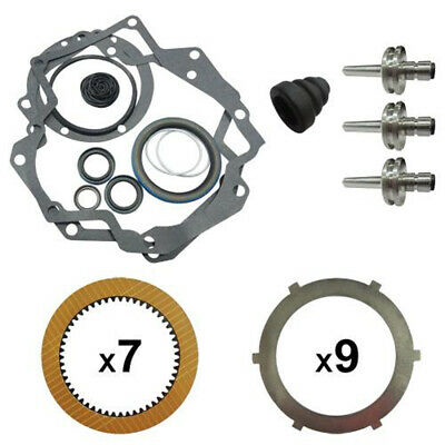 PCK721 Tractor PTO Clutch Disc & Gasket Kit International Case IH 706 756 766 +