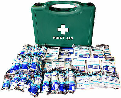 Qualicare First Aid Kit HSE 1-50 Person-Workplace, Home, Travel, Office Medical