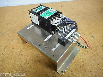 MATSUSHITA BMP650504 Type PC-5 4a Contactor With BMP902114 Overload Relay