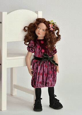Zwergnase Junior Doll Carina From 2016 Collection NEW