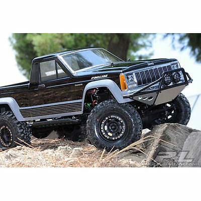 Proline Jeep Comanche Full Bed Bodyshell 313mm W/Base Crawler (Unpainted) - PL33