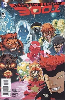 Justice League 3001 #12   NEW!!!