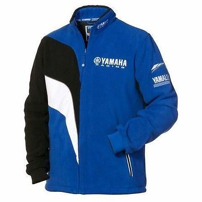 Yamaha 2016 Mens Paddock Blue Fleece Genuine Yamaha Apparel