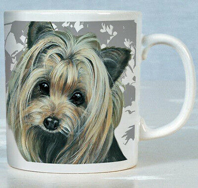 Yorkshire Terrier Dog Mug Ceramic Gift Mug New in Box NEW