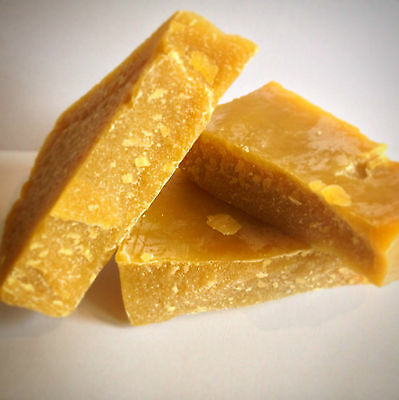Locally Filtered Beeswax -1Kg £10.99- Naturally Fragrant - for making Candles