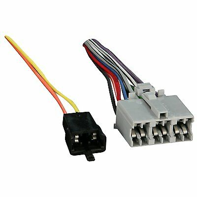 metra wiring harness adapter for select gm vehicles wiring diagram metra 70 1863 oem radio adapter wire harness for select gm