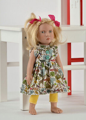 Zwergnase Junior Doll Tamy From 2016 Collection NEW