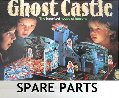 Ghost Castle MB The Haunted House of Horrors - Spare Part Choose from Menu