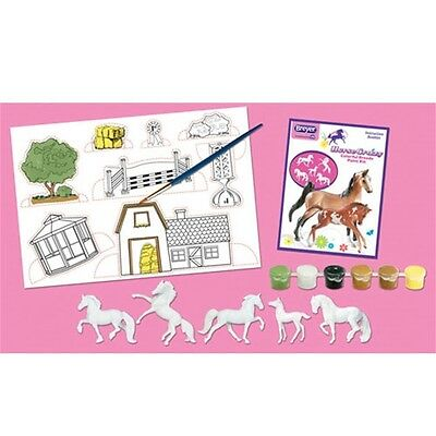 Breyer Horse Crazy Colorful Breeds Paint Kit