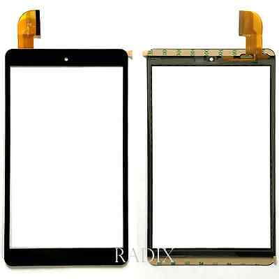 Genuine 8'' Touch Screen Glass Digitizer Argos Alba 8 Android Tablet AC80CPLV2