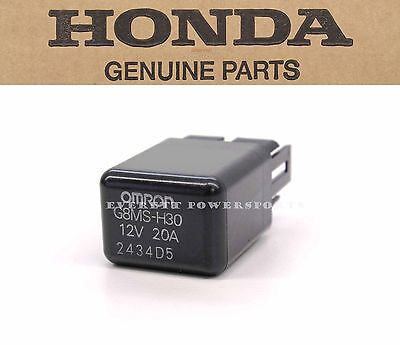 New Genuine Honda 20A Relay GL1500 Goldwing Four 4 Prong 20 Amp OEM #P80