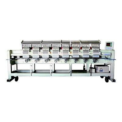 MEISTERGRAM PRO1508 (8 Head) Embroidery Machine - Lease for $911.00 a month!
