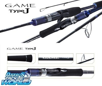 Shimano Game Type J 594 Spin Rod BRAND NEW at Otto's Tackle World