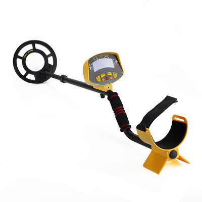 Deep Ground Sensitive Light Hunter Metal Detector MD3010II Digger Waterproof LCD