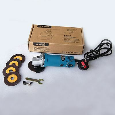 """100014 Hobby Art Mini Electric Special Narrow Places Angle Grinder 3"""" 75MM 280W"""