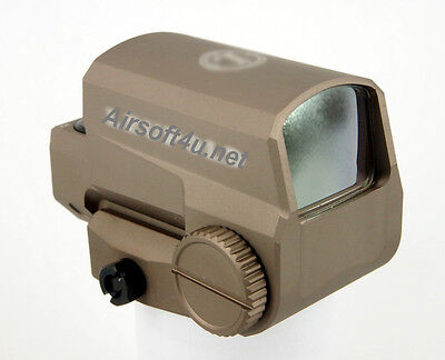 LCO Style In Tan holographic red & Green dot sight scope fits 20mm rail mount