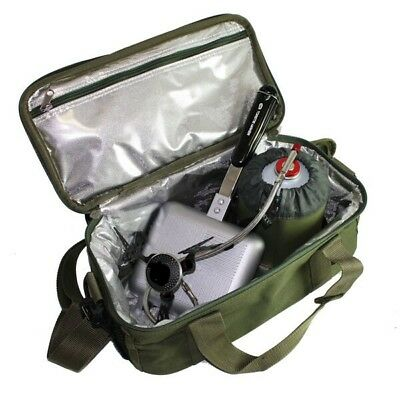 NGT Toastie maker sandwich Gas stove/Gas Cover/ & Brew kit Bag. Carp fishing.