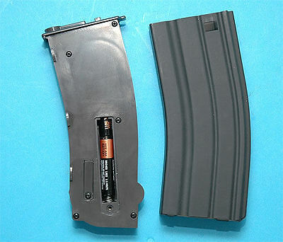 G&P Airsoft Toys 130rd Illuminated Magazine for Marui M Series (GP521)