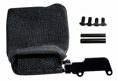 PPS M870 Shotgun Shell Catcher Bag (Black) For Toys Airsoft PPS-0059