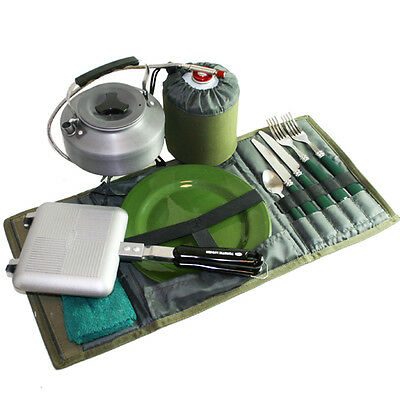NGT Toastie maker sandwich Cutlery/Gas stove/Gas Cover/NGT Kettle *Camping* CARP
