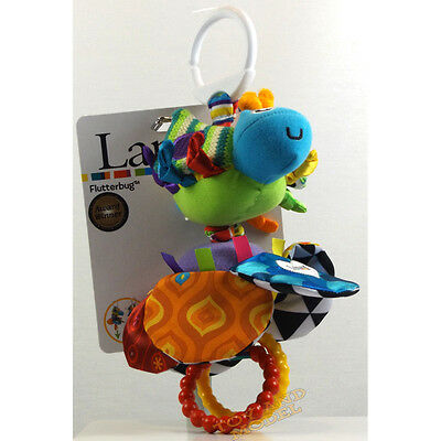 Lamaze Play & Grow Flutterbug. Genuine CE Safety marked, UK product