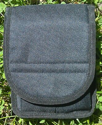 Used Individual Pouches 3 Inside Pockets Medic First Aid Cell Magazine Ammo EMT