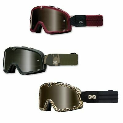 100% Barstow Legend Motorcycle Goggles