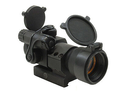 G&P Airsoft 30mm AP Military Red Dot Sight GP121