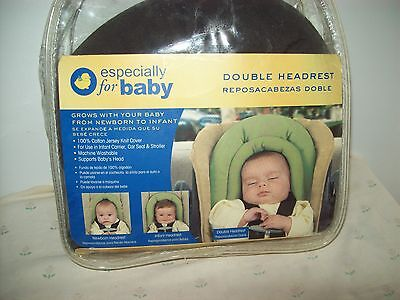 Especially for Baby Double Headrest Newborn to Infant