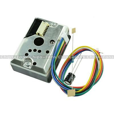 GP2Y1014AU0F PM2.5 Dust Smoke Particle Sensor Module replace GP2Y1010AU0F
