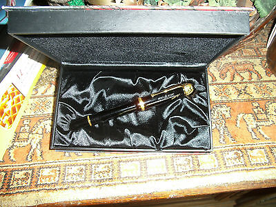 Montblanc Limited Edition Fountain Pen Voltaire