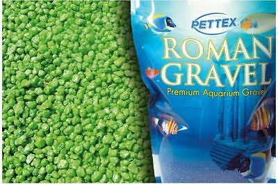 Pettex Roman Fish Tank Aquarium Gravel Rosso Red 2kg
