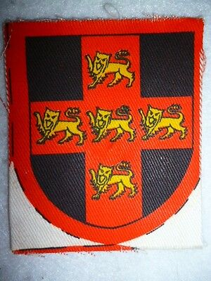 Northern Command Printed Patch WW2 - UK