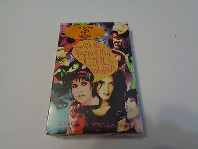 Prince The Most Beautiful Girl In The World Ultra  Cassette Single Hype Sticker