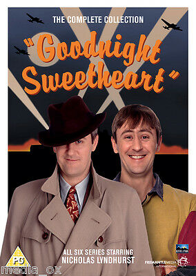 Goodnight Sweetheart: The Complete Series 1 2 3 4 5 & 6 Collection Box Set   DVD