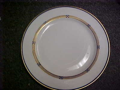 Ancienne Manufacture Royale Limoges VAL D'ISERE Dinner Plate