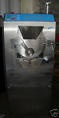 MT5 ICETECH BATCH FREEZER Gelato Maker PULLED FROM WORKING SHOP