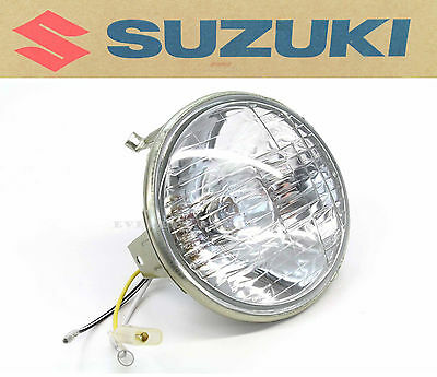 New Genuine Suzuki 6V 20/20W Headlight Bulb FS50 FA50 Shuttle OEM Sealed #G08