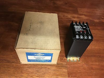 Regent SR552-11 All Solid State Sensing Relay