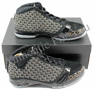 huge discount ef733 2fe7d NEW Nike Air Jordan Retro XX3 23 Trophy Room Black And Gold Limited Edition  5000